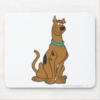Actitud 27 de Scooby Doo Alfombrillas De Ratón