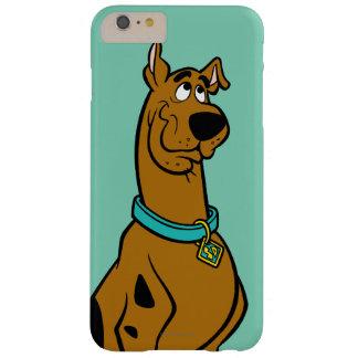 Actitud 27 de Scooby Doo Funda De iPhone 6 Plus Barely There