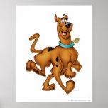 Actitud 3 del aerógrafo de Scooby Doo Impresiones