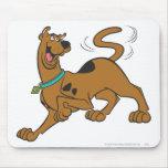 Actitud 41 de Scooby Doo Mousepads