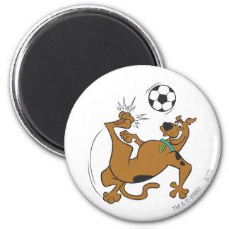 Actitud 6 de los deportes SDX de Scooby Doo Imán Redondo 5 Cm