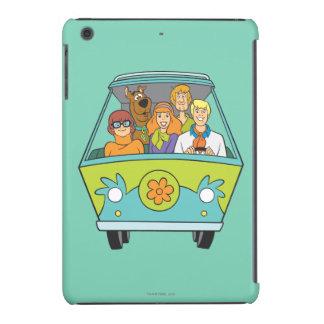 Actitud 71 de Scooby Doo Funda Para iPad Mini Retina