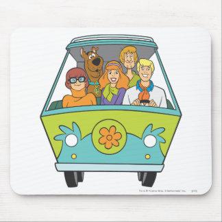 Actitud 71 de Scooby Doo Mouse Pads