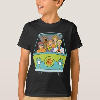 Actitud 71 de Scooby Doo Playera