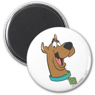 Actitud 85 de Scooby Doo Imán Redondo 5 Cm
