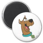 Actitud 85 de Scooby Doo Imanes De Nevera