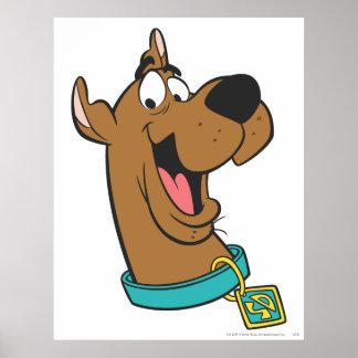 Actitud 85 de Scooby Doo Poster