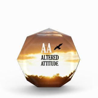 Actitud alterada AA