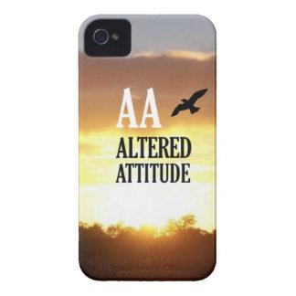 Actitud alterada AA Funda Para iPhone 4
