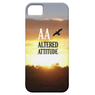 Actitud alterada AA Funda Para iPhone SE/5/5s