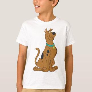 Actitud clásica de Scooby Doo el | Playera