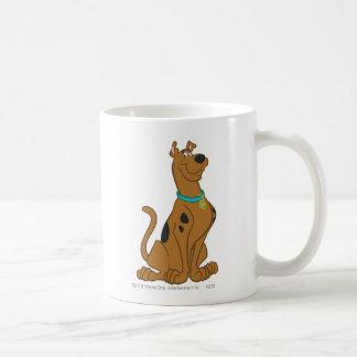 Actitud clásica de Scooby Doo el | Taza De Café