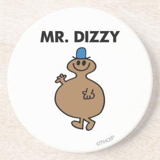 Actitud clásica de Sr. Dizzy el | Posavasos Manualidades