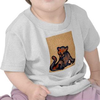 Actitud de Catness del arte del gato del Gato-itud Camiseta