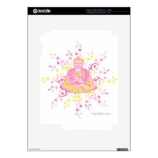Actitud de Lotus Calcomanías Para iPad 2