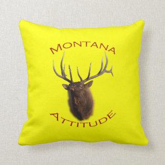 Actitud de Montana Cojin