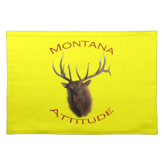Actitud de Montana Mantel Individual