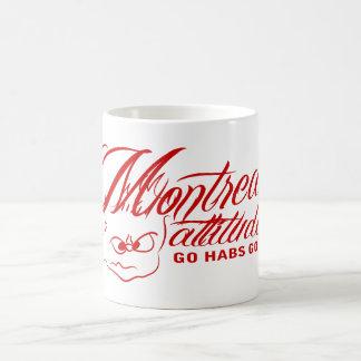 Actitud de Montreal Taza De Café