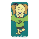 Actitud del árbol de OM del perro del zen iPhone 5 Cárcasa