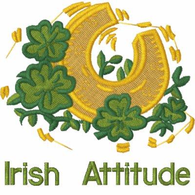 Actitud irlandesa