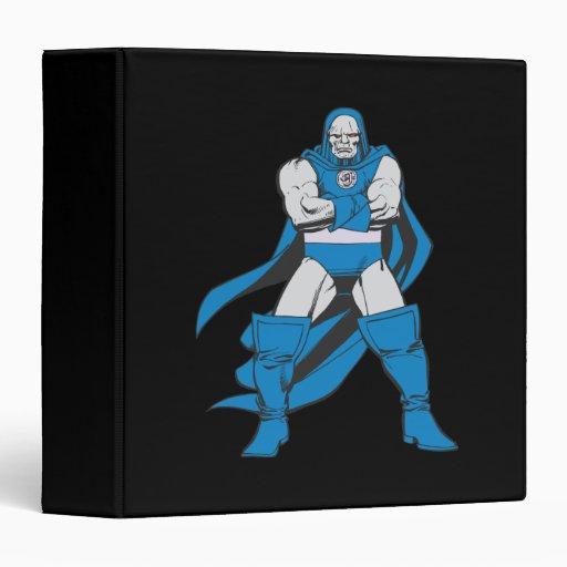 "Actitudes de Darkseid Carpeta 1 1/2"""