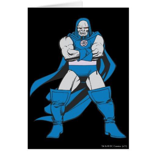 Actitudes de Darkseid Felicitación