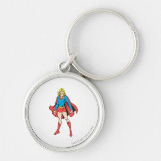 Actitudes de Supergirl Llaveros