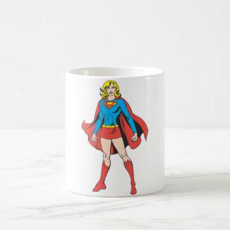 Actitudes de Supergirl Taza De Café