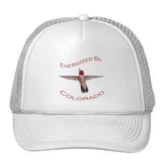 Activado por Colorado Gorros Bordados