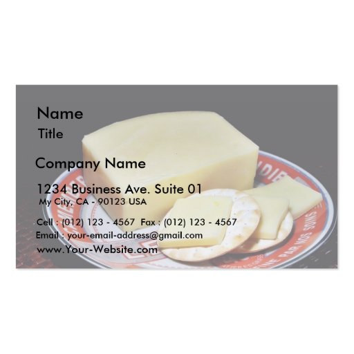 Activate The Application Double-Sided Standard Business Cards (Pack Of 100)