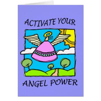 ACTIVATE YOUR ANGEL CARD