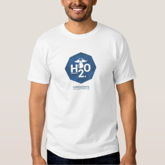 Activating Empathy Humankind 2.0 by egoFree Water T-Shirt