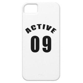 Active 9 Birthday iPhone 5 Cover
