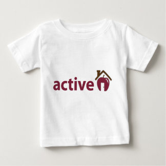 Active Apple Clothing Baby T-Shirt