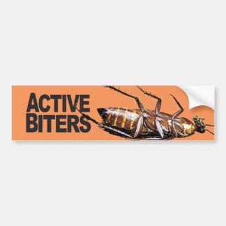 Active Biters - Bumper Sticker