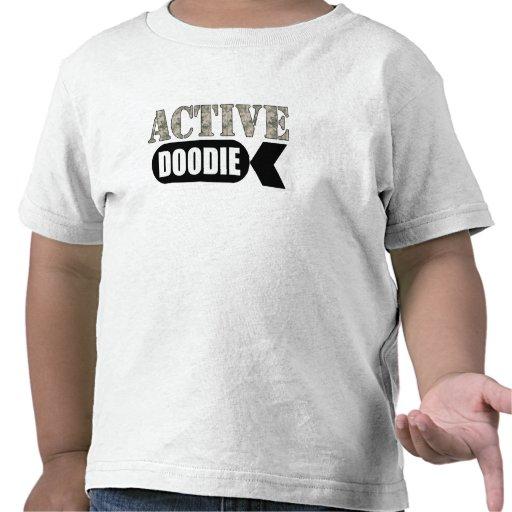 Active Duty Tshirts