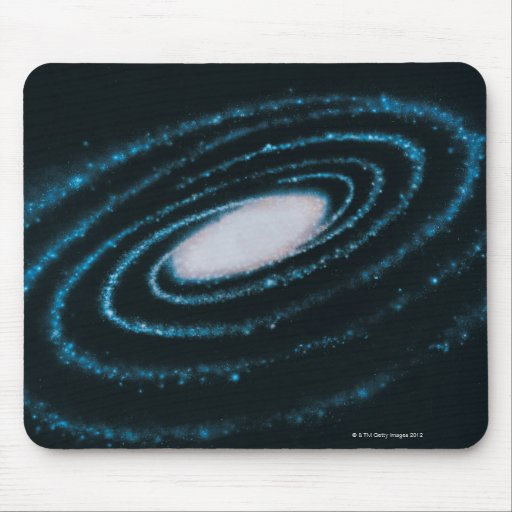 Active Galaxies Mouse Pads