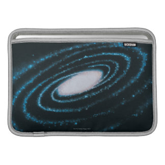 Active Galaxies Sleeve For MacBook Air