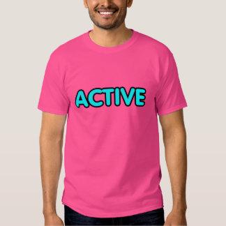 Active, Gay term. Shirt