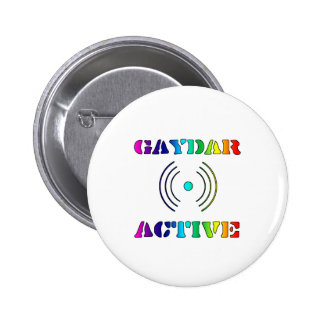 Active II de Gaydar Pin Redondo 5 Cm