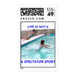Active Life -Role Models Postage