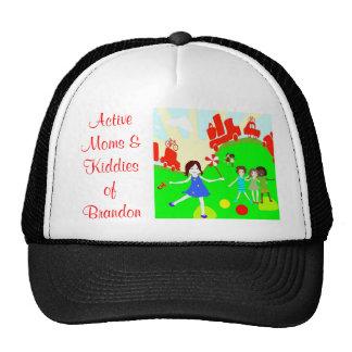 Active Moms Kiddies of Brandon Hat