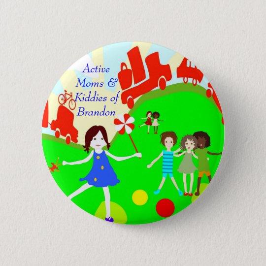 Active Moms & Kiddies of Brandon logo Button