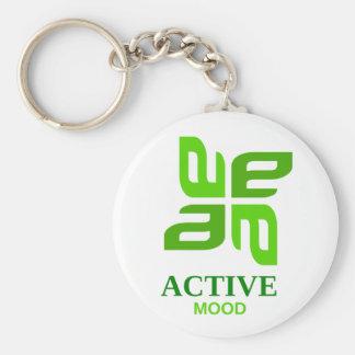 active mood keychain