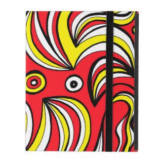 Active Super Brilliant Delightful iPad Cover