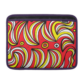 Active Super Brilliant Delightful Sleeves For MacBook Air