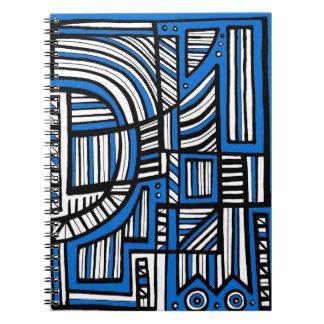 Active Super Brilliant Delightful Spiral Notebook