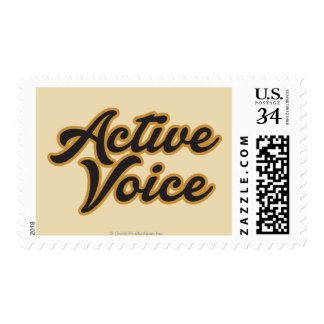 Active Voice Postage