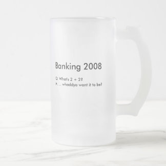ACTIVIDAD BANCARIA de la taza 2008 de cerveza