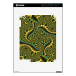 Actividad de oro iPad 3 skins